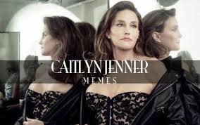 Caitlyn Jenner Memes: From Jessica Lange, Idina Menzel Comparisons ... via Relatably.com