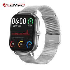 LEMFO <b>Smart Watch</b> 2020 <b>New PPG</b> ECG <b>SmartWatch</b> Men ...