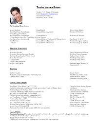 sample dancer resume example resumecompanioncom olmsted dance belly dance instructor resume sample dance teacher resume examples dance teacher cv template dance resume template