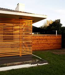 Small Picture 29 best Modern Horizontal Fence Design images on Pinterest Fence