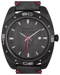 Наручные <b>часы AA</b> Wooden <b>Watches</b> S2 Sport Black Red — купить ...