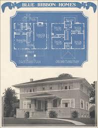 Foursquare Prairie Box Plan   Radford    s Blue Ribbon Homes     Radford Blue Ribbon Homes