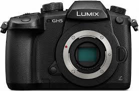 <b>Фотоаппарат Panasonic Lumix</b> DC-GH5 Body купить в интернет ...