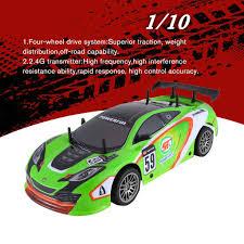 <b>J601</b>-5 1/10 700mAh <b>2.4G</b> 25KM/h Racing Car 1:10 RC Model Car ...