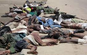 Image result for Nigeria army MURDER PHOTO