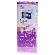 <b>Прокладки</b> женские <b>Bella Nova</b> Maxi Soft, 10 шт в Москве: отзывы ...