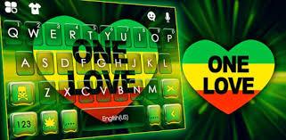 <b>One Love</b> Reggae Keyboard Theme - Apps on Google Play