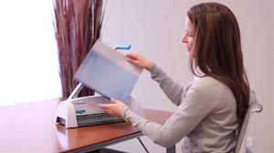 Канцтовары для офиса - Биндер <b>Fellowes Starlet 2</b> - YouTube