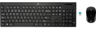 Купить комплект клавиатура+мышь <b>HP</b> Wireless Keyboard Mouse ...