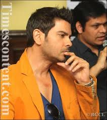 Former model and actor, Keith Sequeira during the press conference to promote his impending Hindi - Keith-Sequeira