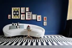 living room with navy blue walls blue living room ideas
