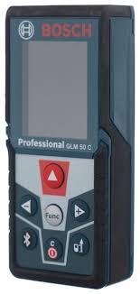 Лазерный <b>дальномер BOSCH GLM</b> 50 C Professional — купить по ...