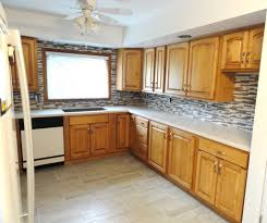 Honey Maple Kitchen Cabinets Photos Affordable Cabinet Refacing Nu Look Kitchens