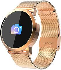 Fitness tracker <b>watch</b>,iFit Waterproof Activity Tracker with Heart Rate ...