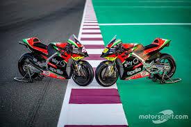<b>Aprilia</b> names three riders for 2021 MotoGP season