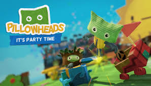 Save 25% on Pillowheads: It's <b>Party Time</b> on Steam