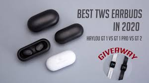 (CLOSED)Best TWS Earphones in <b>2020</b>: <b>Haylou</b> GT1 vs GT1 Pro vs ...