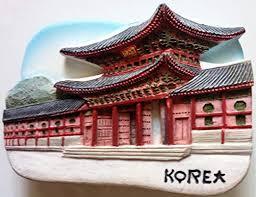 Gyeongbokgung Palace KOREA High Quality Resin ... - Amazon.com