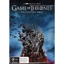 Game of Thrones: Seasons 1-<b>8</b> Box <b>Set</b>   BIG W