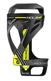 Gertuvės laikiklis RaceOne <b>KELA</b>, juodas/geltonas цена | pigu.lt