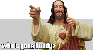 Buddy Christ | Know Your Meme via Relatably.com