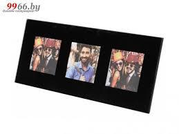 <b>Рамка Fujifilm Instax Triple</b> Square Glass Frame 70100139553 ...