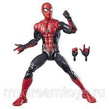 <b>Игровая фигурка Marvel</b> Legends Человек-Паук <b>Hasbro</b>, 15 см ...