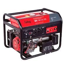 <b>Бензиновый сварочный генератор Fubag</b> WS 190 DC ES ...