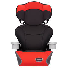 Big <b>Kid Belt</b>-Positioning Booster Car Seat | Evenflo