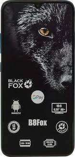 <b>Смартфон Black Fox B8</b> NFC черный 16 ГБ в каталоге интернет ...
