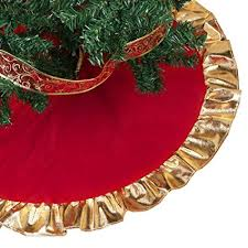 OurWarm Non-Woven Christmas Tree Skirt 36 Inch ... - Amazon.com