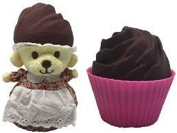 <b>Мягкая игрушка</b> серии Ароматные капкейки Милые медвежата ...