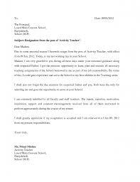 nice resignation letter informatin for letter resignation letter format best receiver resignation letter sample
