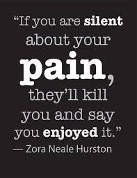 Quotes & Life on Pinterest | Radiation Therapy, Zora Neale Hurston ... via Relatably.com
