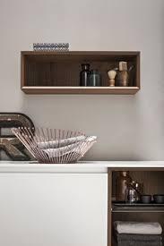 wall mounted wood veneer vanity unit with mirror 45 comp2 birexsrl antis kitchen furniture