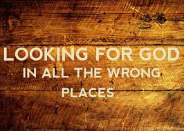 Looking For God?