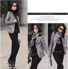 <b>Korean</b> version of cultivating <b>small suit</b> female professional <b>suit</b> ...