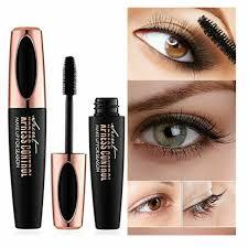 <b>4D</b> Long Last Waterproof <b>Silk Fiber Lash</b> Mascara Make-Up for sale ...