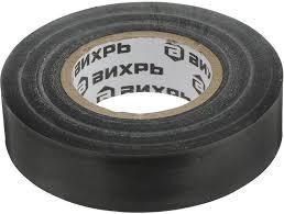 <b>Изолента Вихрь 20m</b> * 19mm * 0,15mm black — купить по лучшей ...