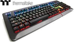 Обзор <b>Thermaltake</b> Level 20 RGB Cherry MX Speed