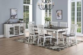Joanna <b>Five Piece Dining</b> Set | Walker Furniture & Mattress Las Vegas