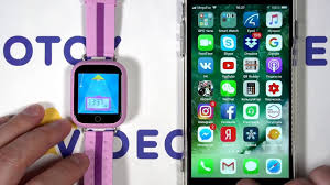 Детские GPS часы <b>smart baby watch</b> Q100 - регистрация в ...