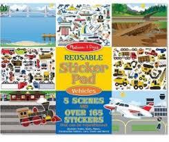<b>Детские наклейки Melissa</b> & <b>Doug</b>: каталог, цены, продажа с ...