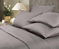 Купить <b>Комплект постельного белья Verossa</b> Gray евро сатин ...