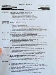 tom brady s resume unvarnished s irreverence irony brady resume