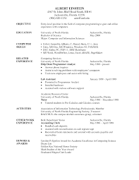 example for resume writing template example for resume writing