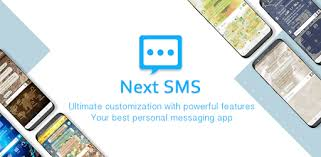 Handcent Next SMS (Best texting with MMS,stickers) - Apps on ...