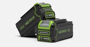 <b>Greenworks Аккумулятор</b> 4 А.ч. 40V