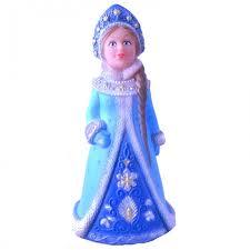 <b>Батик Декоративная</b> кукла Снегурочка в короне 30 см ...
