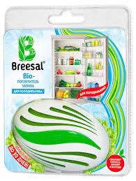 Купить <b>Поглотитель запаха для холодильника</b> Breesal, 124 г с ...